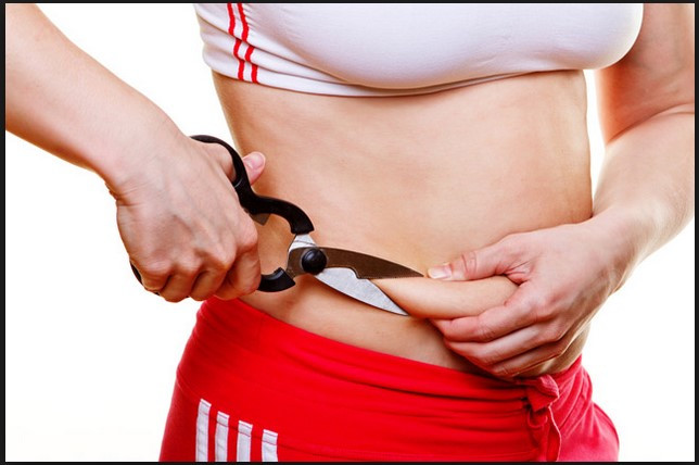 hilangkan perut buncit