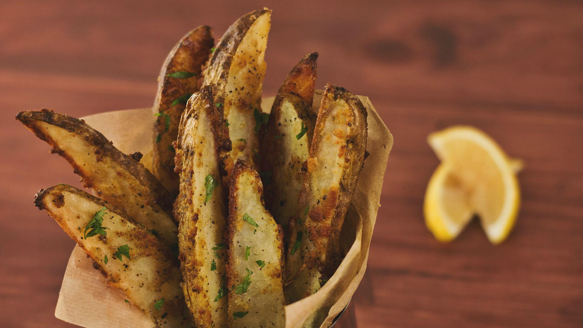 kentang + lada