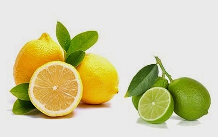 lemon vs nipis