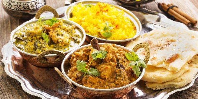 makan sehat india