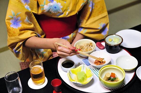 makan orang jepang