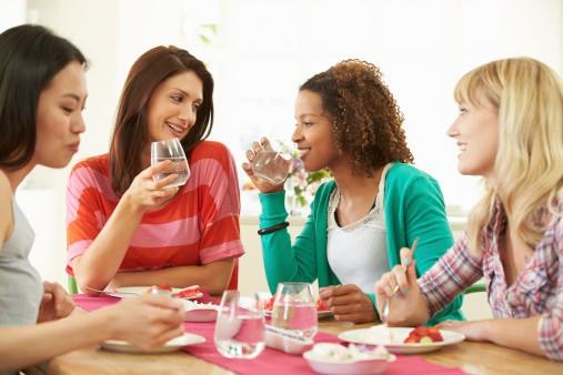 minum sebelum makan