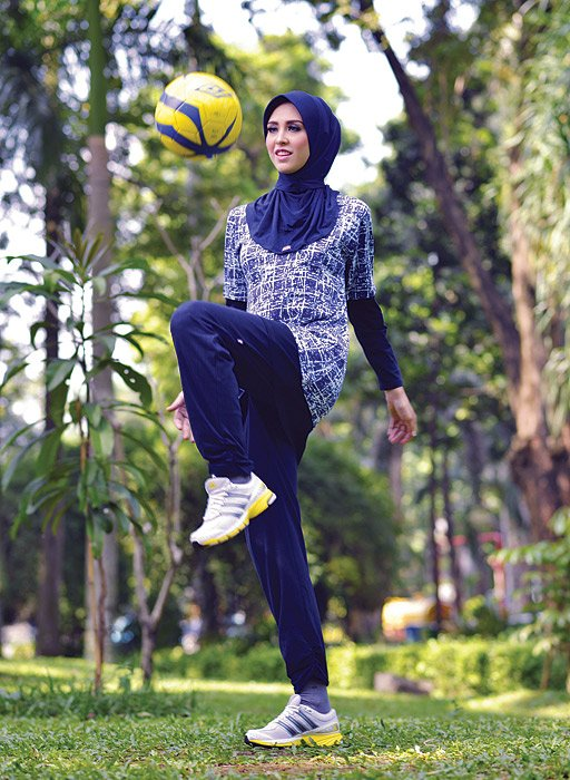 olahraga selama puasa